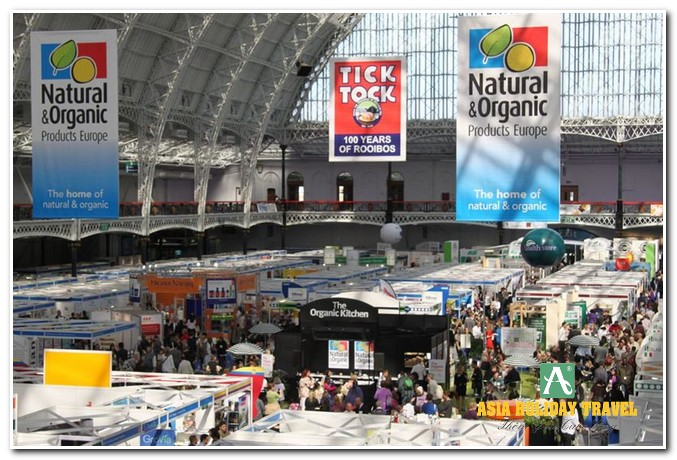 Natural & Organic Products Europe 2019