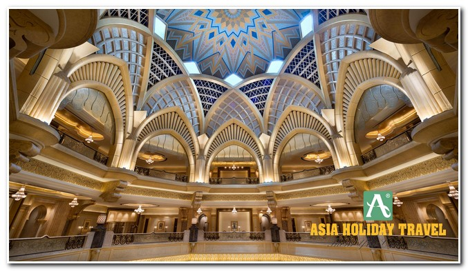 Emirate palace hotel