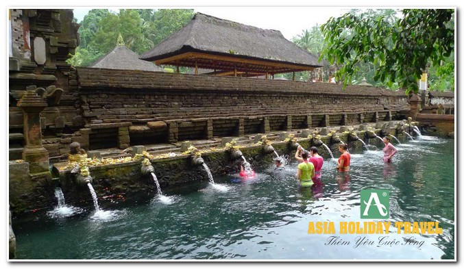 Suối Thần Tampark Siring