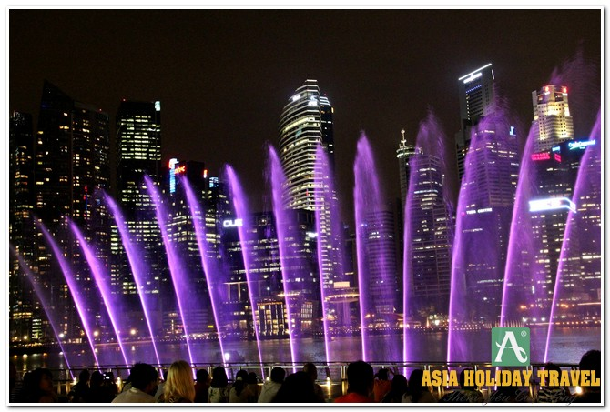 Wonderful Show tại Marina Bay Sands (Wonderful Show)